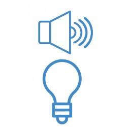 Lautsprecher / Lampen