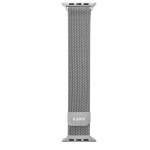 LAUT Steel Loop - Silver  38/40 mm