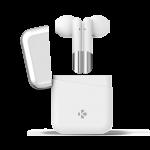 ZeBuds - Drahtlose Ohrhörer mit Ladebox Weiß