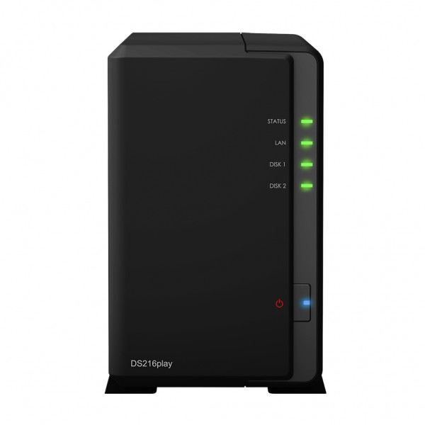 Synology Diskstation DS216play - 4TB